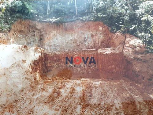 Imagem 1 de 17 de Terreno À Venda, 330 M² Por R$ 195.000,00 - Nova Paulista - Jandira/sp - Te1024