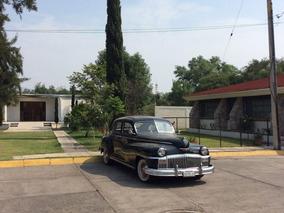 Chrysler Desoto 4 Puertas, Original 6 Cil.