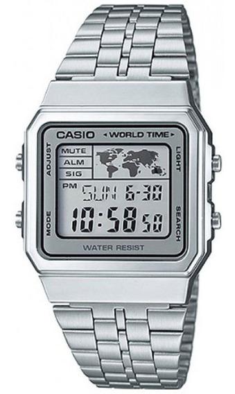 Relógio Casio Vintage Modelo A500wa-7df