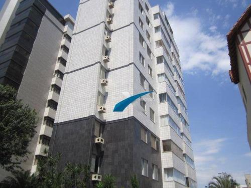 Imagem 1 de 26 de Apartamento À Venda 3 Quartos Na Serra./bh - Ap6112