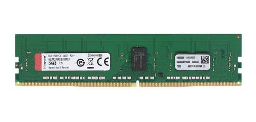 Memória Ram  8gb Ddr4 Ecc - Intel S1200spo Serverboard