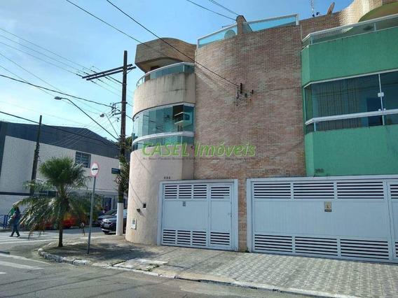 Sobrado Com 3 Dorms, Tupi, Praia Grande - R$ 530 Mil, Cod: 803685 - V803685