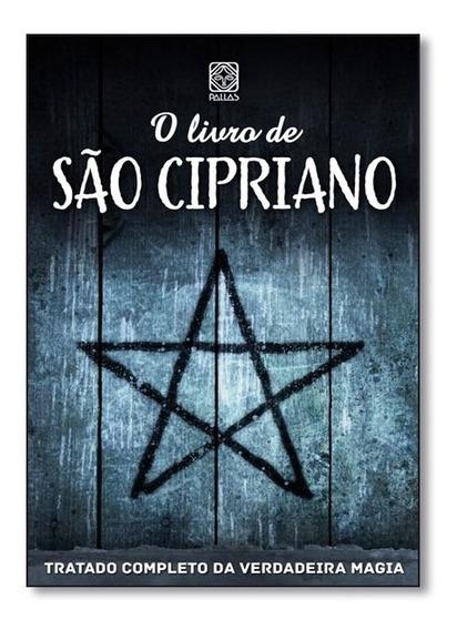 Livro - Livro De São Cipriano, O
