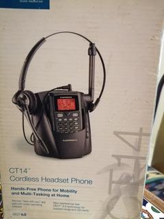Teléfono Inalambrico Plantronics Ct14