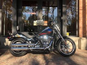 Harley-davidson Softail Low Rider 2018 0km Vivid Black