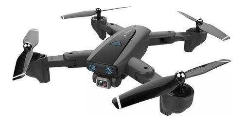 Drone CSJ S167 com câmera 4K black