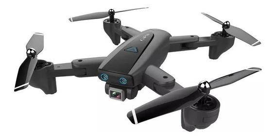 Drone CSJ S167 con câmera 4K black