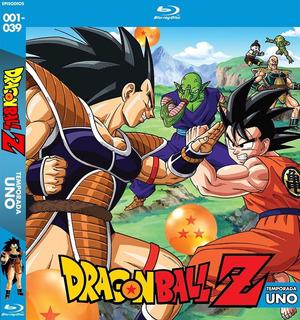 Blu Ray - Dragon Ball Z / Serie Completa / Máxima Calidad
