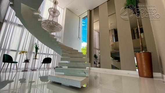 Casa Em Condominio - Alphaville Ii - Ref: 6188 - V-6188