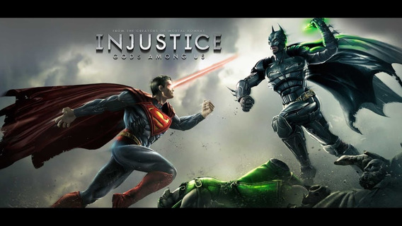 Injustice / Xbox 360 / Xbox One / Mídia Física / Seminovo