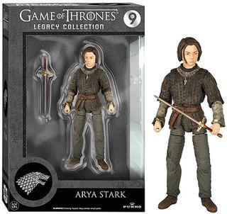 Figura - Game Of Thrones - Arya Stark - Legacy Collection