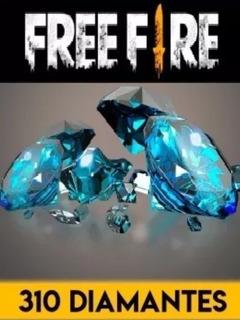 310 Diamantes Free Fire