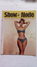 Revista Show Da Noite N 10 /1966 - Carla Miranda Margot More