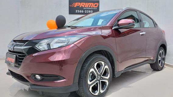 Honda Hr-v 2017 Exl. C/ 40 Mil Km. Unico Dono