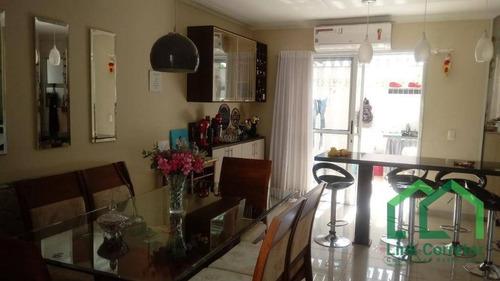 Casa À Venda, 80 M² Por R$ 550.000,00 - Parque Imperador - Campinas/sp - Ca0507
