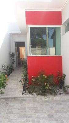 Casa Térrea Com Suíte No Bela Vista Guarulhos