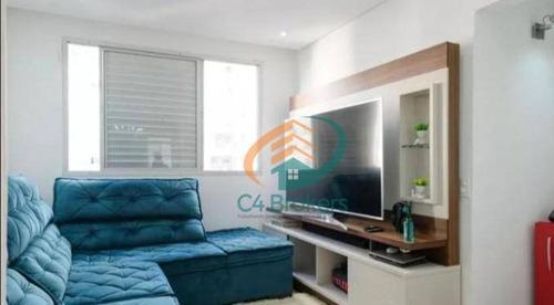 Imagem 1 de 20 de Apartamento Com 2 Dormitórios À Venda, 87 M² Por R$ 430.000,00 - Parque São Jorge - São Paulo/sp - Ap3775