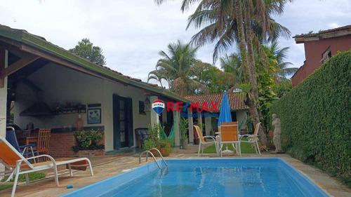 Imagem 1 de 30 de Casa Em Condomínio Pernambuco Ii Guarujá/sp - Ca0328