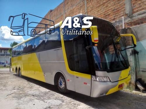Imagem 1 de 10 de Busscar Vissta Buss Hi Mb Trucado C/50 Lug. Confira! Ref.243
