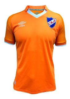 Camiseta De Golero Adulto 2018 Club Nacional De Football