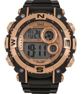 Relógio Q&q Masculino Original Garantia Nota M133j004y