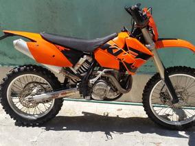Ktm 525 Exc-g Racing Moto Motocicleta Dirt Bike Enduro