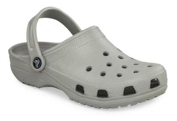 Crocs Originales Classic Hombre Tiza 10001-101