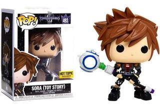 Funko Pop! Disney Kingdom Hearts Iii Vinyl Figure Sora (t...