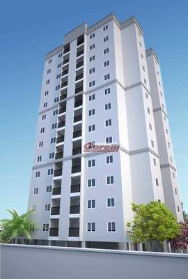Apartamento Com 2 Dormitórios À Venda, 71 M² Por R$ 320.000 - Jardim Renata - Arujá/sp - Ap0466