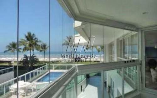 Apartamento Pé Na Areia Em Riviera