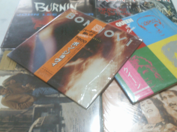 Discos Vinilos Rock Hard Metal Lp Album X 24 Ver Lista