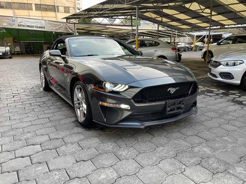 Imagen 1 de 15 de Ford Mustang 2020 5.0l Gt V8 Convertible