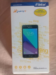 Vendo Celular Samsung Galaxy Grand Prime Plus