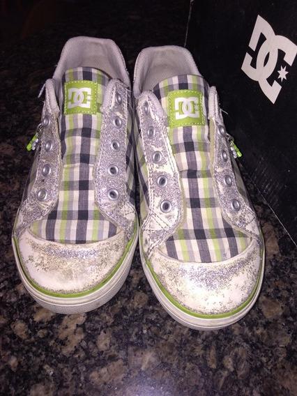 !!remate!!! Zapatos Importados. Marca: Dc Shoes. 150 Mil