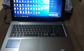 Vendo Notebook Dell Inspiro 15 Top ( Parcelo No Cartão)