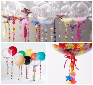 Globos, Burbujas Personalizadas Para Toda Ocasión