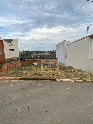 Terreno À Venda  - Jardim Paulistano - Sumaré/sp - Te0830
