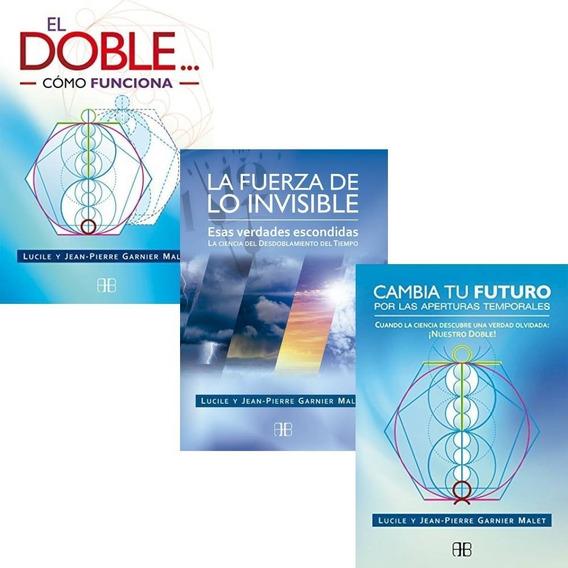 Pack Garnier Malet - El Doble + Fuerza De Lo Invisible +1