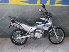 Honda Nx4 Falcon 400 Cinza 2007