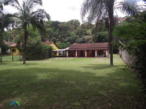 Imagem 1 de 30 de Venda Chácara Com 2 Casas 3 E 2 Dormitórios Garagem Coberta Para 6 Carros Plaina, Santa Maria, Campo Limpo Paulista/sp - Ch00079 - 67632599