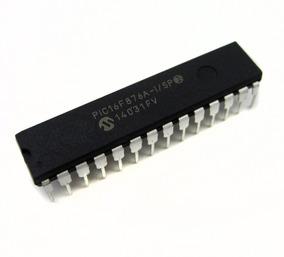 01 Microcontrolador Pic16f876a-i/sp Pic16f876a(frete R$12)