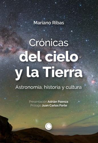 Imagen 1 de 6 de Crónicas Del Cielo Y La Tierra - Mariano Ribas - Tanta Agua