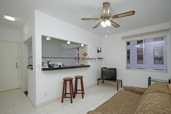 Apartamento Na Savassi, Muito Bem Localizado, 01 Quarto! - 14915