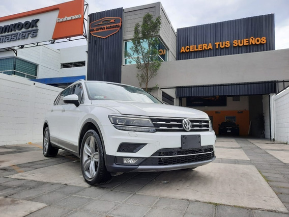 Volkswagen Tiguan Highline Tfsi 2018 At Suv Camioneta Credit
