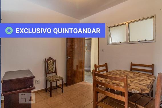Studio No 6º Andar Com 1 Dormitório - Id: 892960872 - 260872