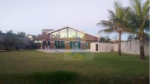 Chácara À Venda, 1100 M² Por R$ 750.000,00 - Ville Saint James Ii - Campo Limpo Paulista/sp - Ch0975