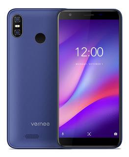 Vernee M3 Mobile Phone 5.5 Pulgadas Id De La Cara 3gb Ram