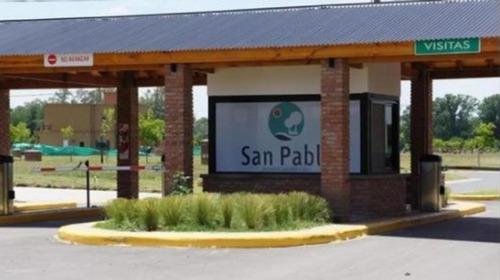 Gran Oportunidad!! Lote En San Pablo