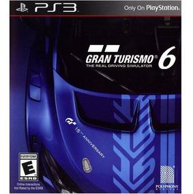 Gran Turismo 6 Ps3 Mídia Digital Psn Envio Rapido Promoção