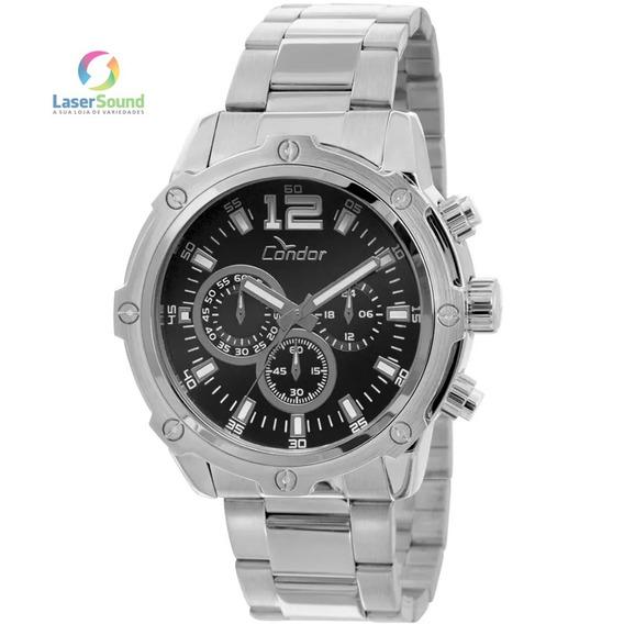 Relógio Condor Masculino Covd54ad/3p C/ Garantia E Nf